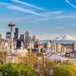 Olympic National Park to Seattle, Washington