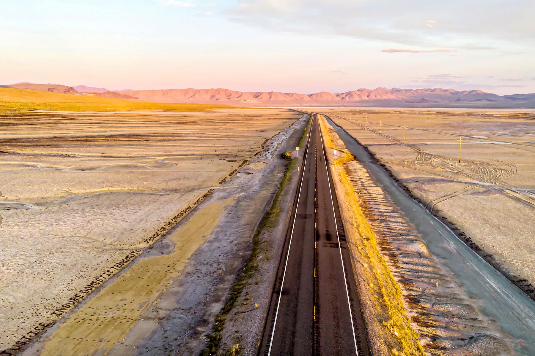 The Loneliest Road in America: Exploring Nevada's Route 50