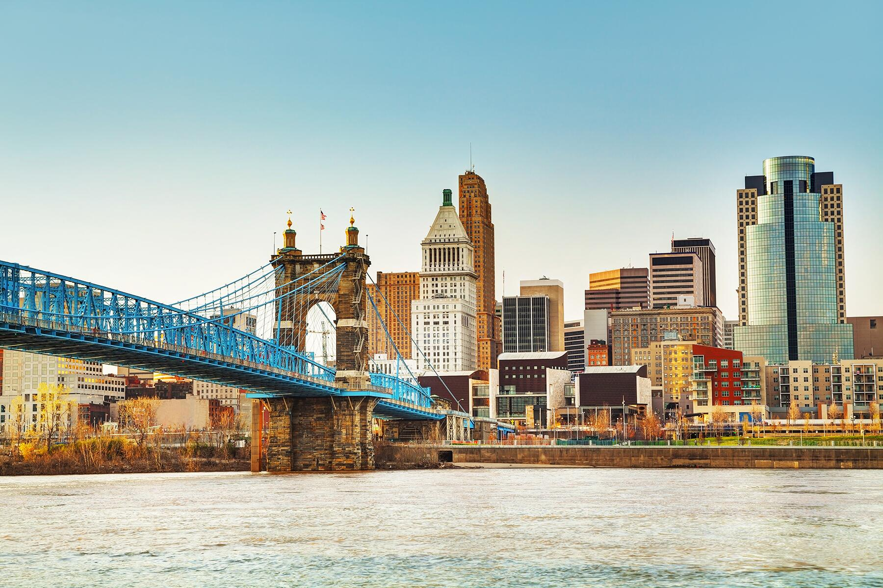 The Perfect Weekend Getaway: Cincinnati From Chicago