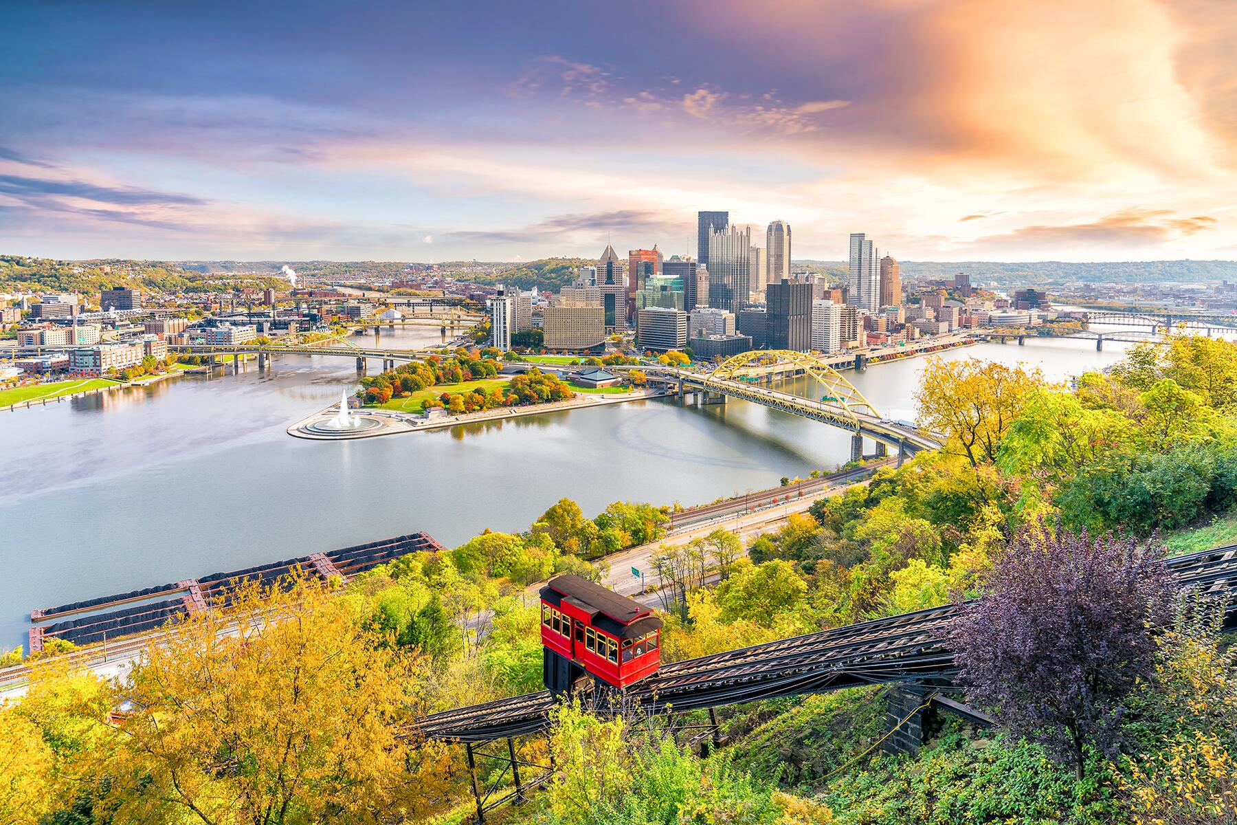 The Perfect Weekend Getaway: Pittsburgh From Chicago