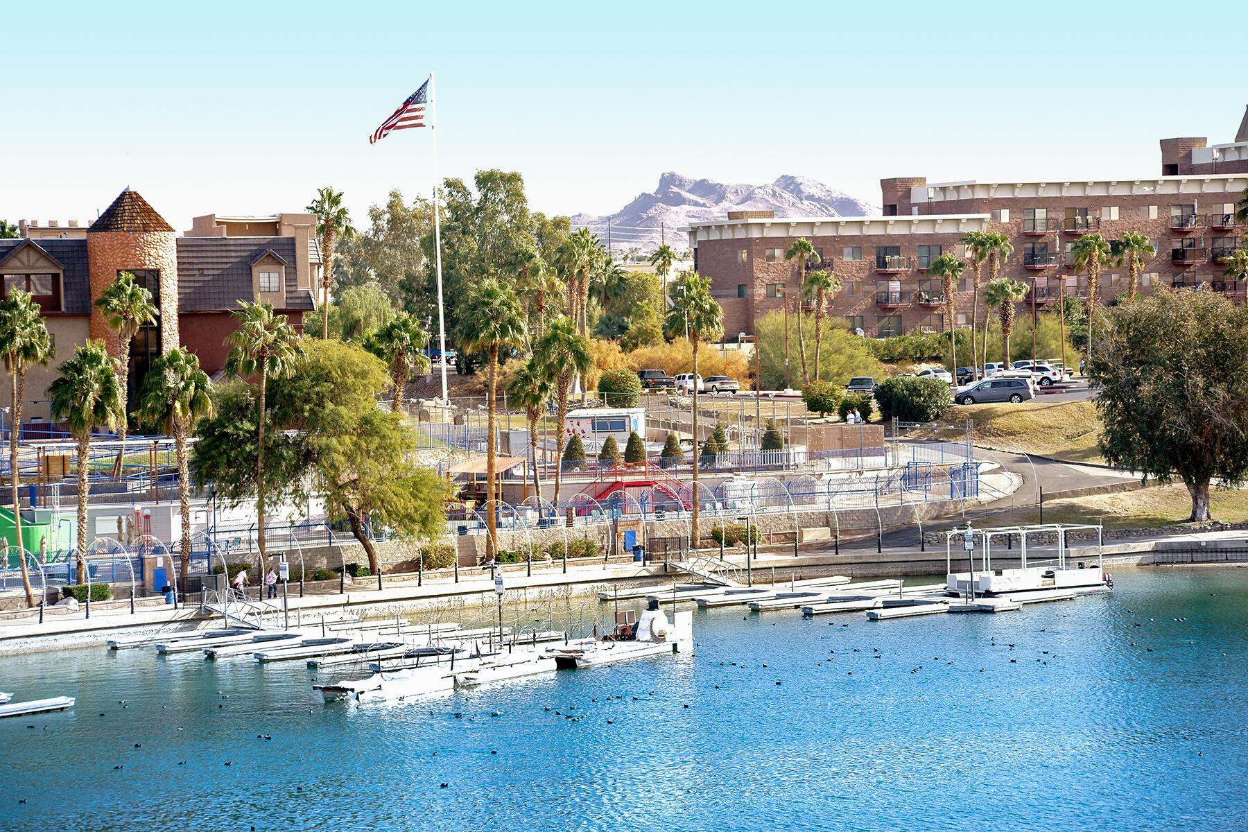 Los Angeles to Lake Havasu City, Arizona