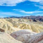 Joshua Tree National Park to Death Valley, California
