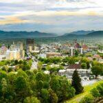 Bryson City to Asheville, North Carolina