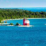 Traverse City to Mackinac Island, Michigan