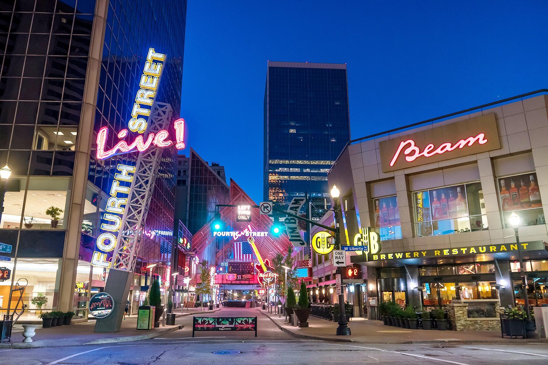 Maxwelton to Louisville, Kentucky