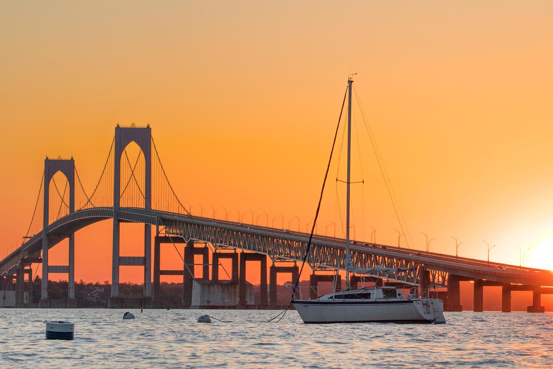 Providence to Newport, Rhode Island