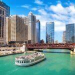 St. Louis to Chicago, Illinois