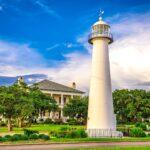 Mobile to Biloxi, Mississippi