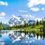 Mt. Rainier to North Cascades National Park, Washington