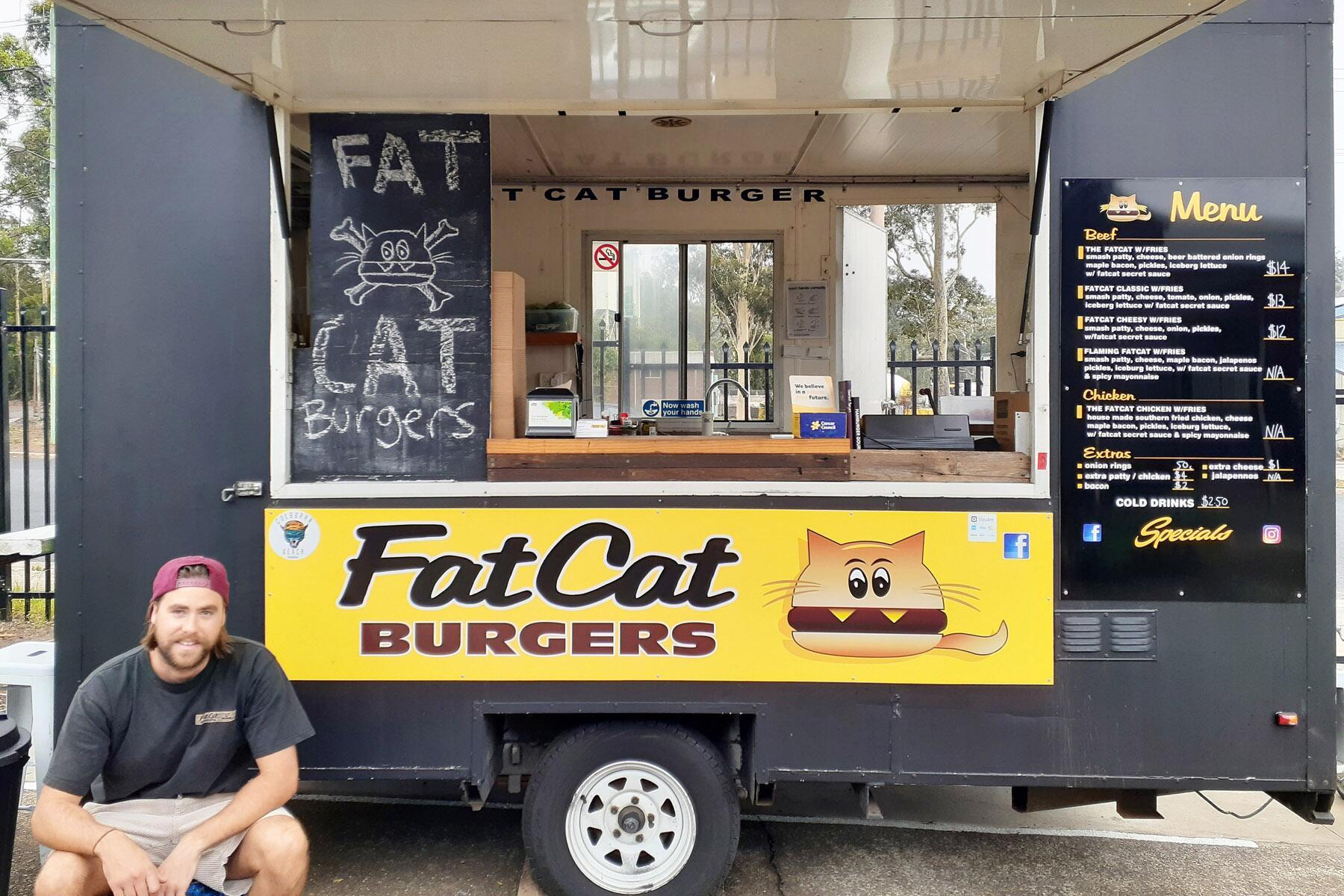 FatCatBurgerFoodTruckInBayArea 2