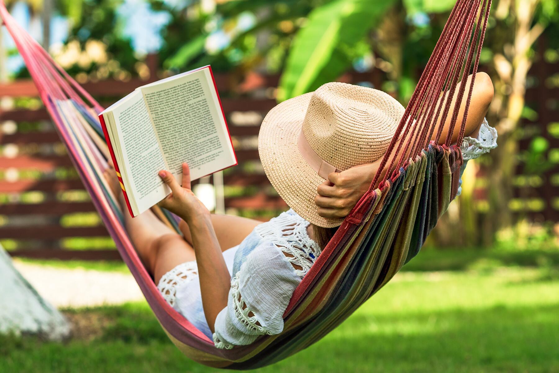 10 Books for Quarantine Summer Reading