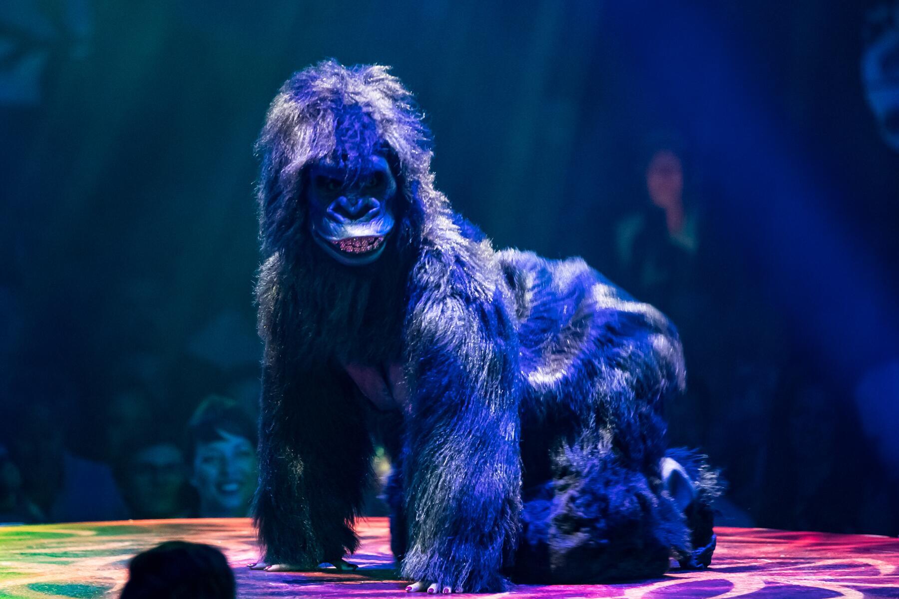 Raquel Reed, Gorilla Burlesque_ABSINTHE at Caesars Palace_credit Erik Kabik_2