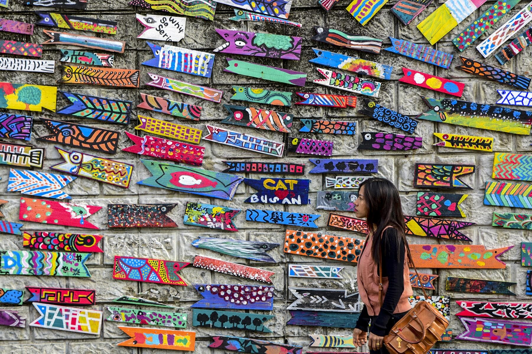 Gods, Easels, and Graffiti: Asia's 10 Best Art Villages