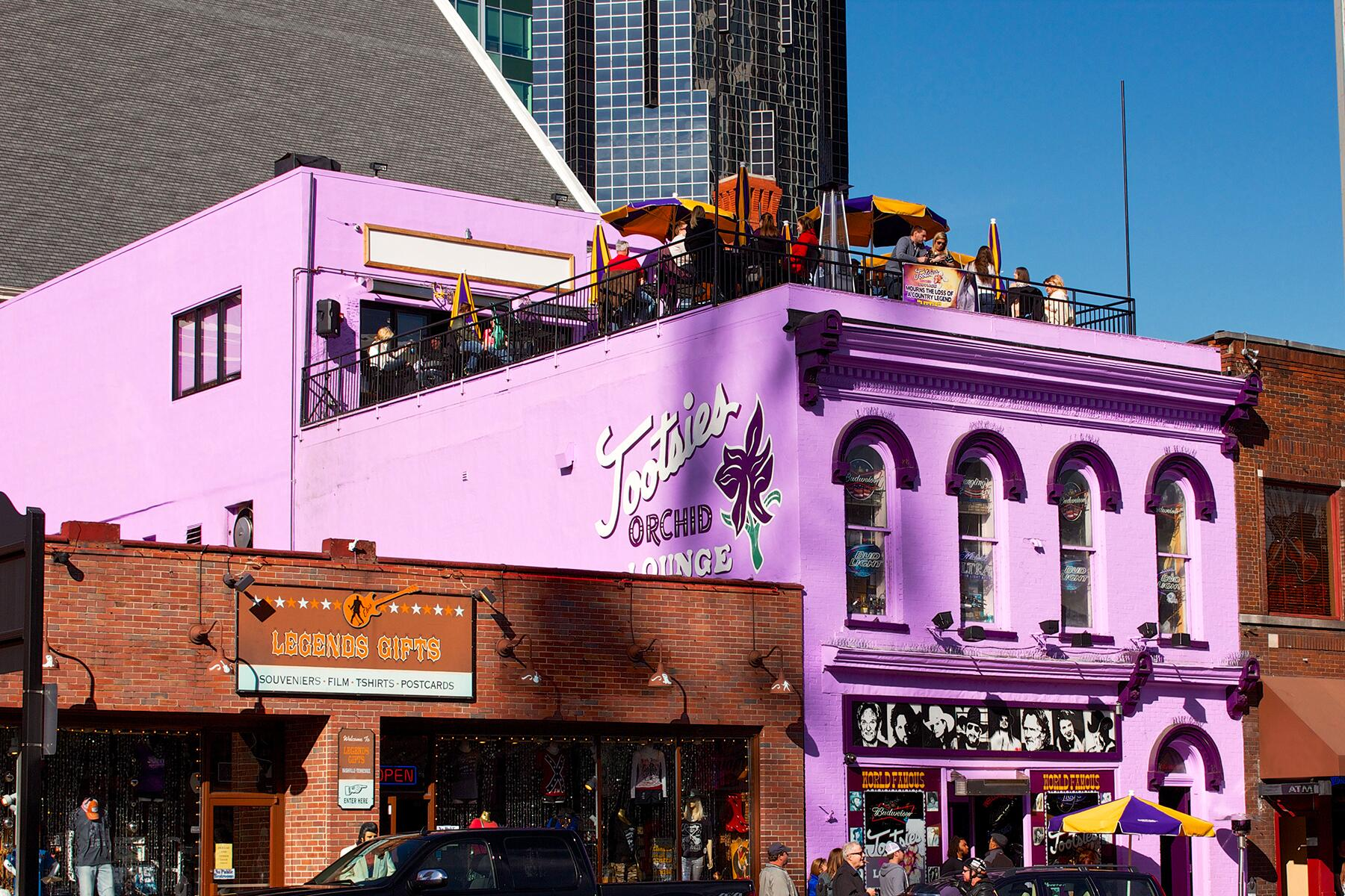 A Dolly Parton Tour Of Nashville Tennessee