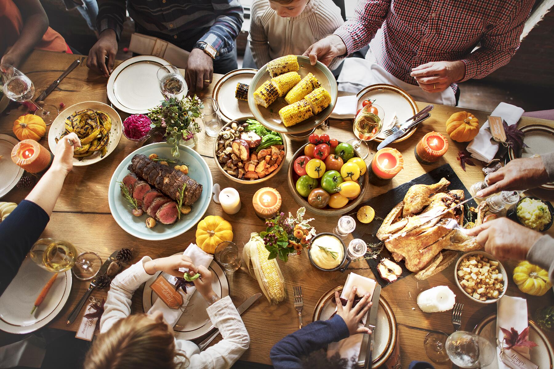 7 Unique Thanksgiving Recipes to Spice Up Your Turkey Day