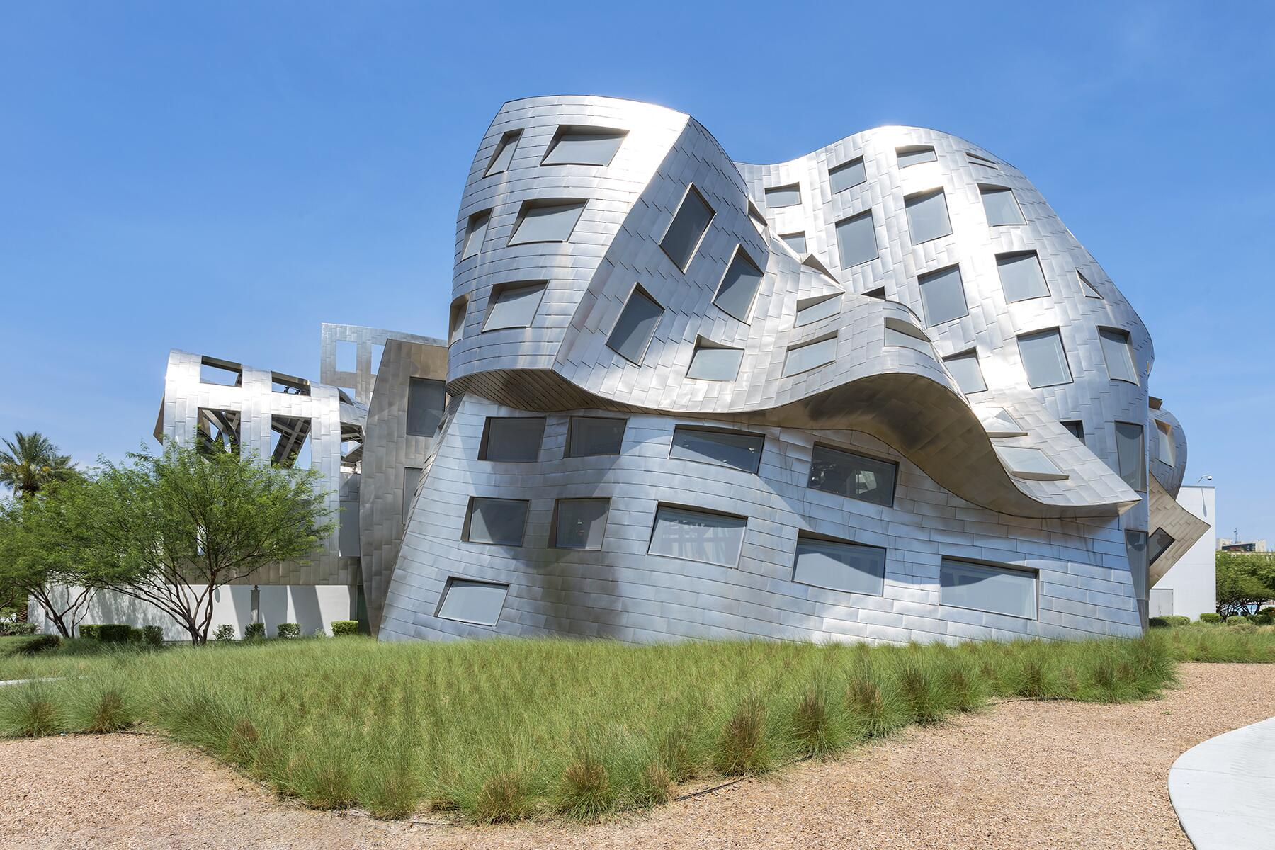 13 Iconic (and Wacky) Frank Gehry Buildings
