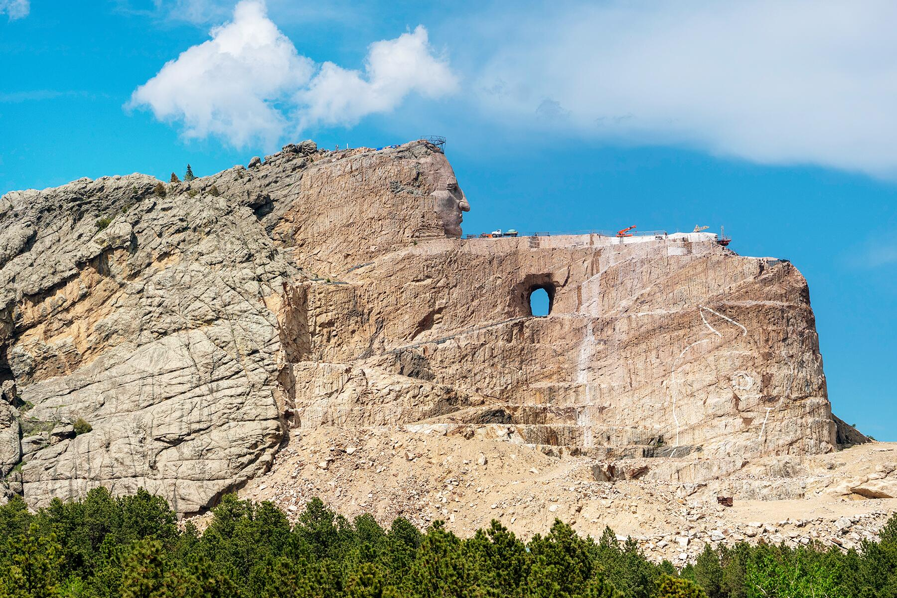 Mount Rushmore to Deadwood, South Dakota