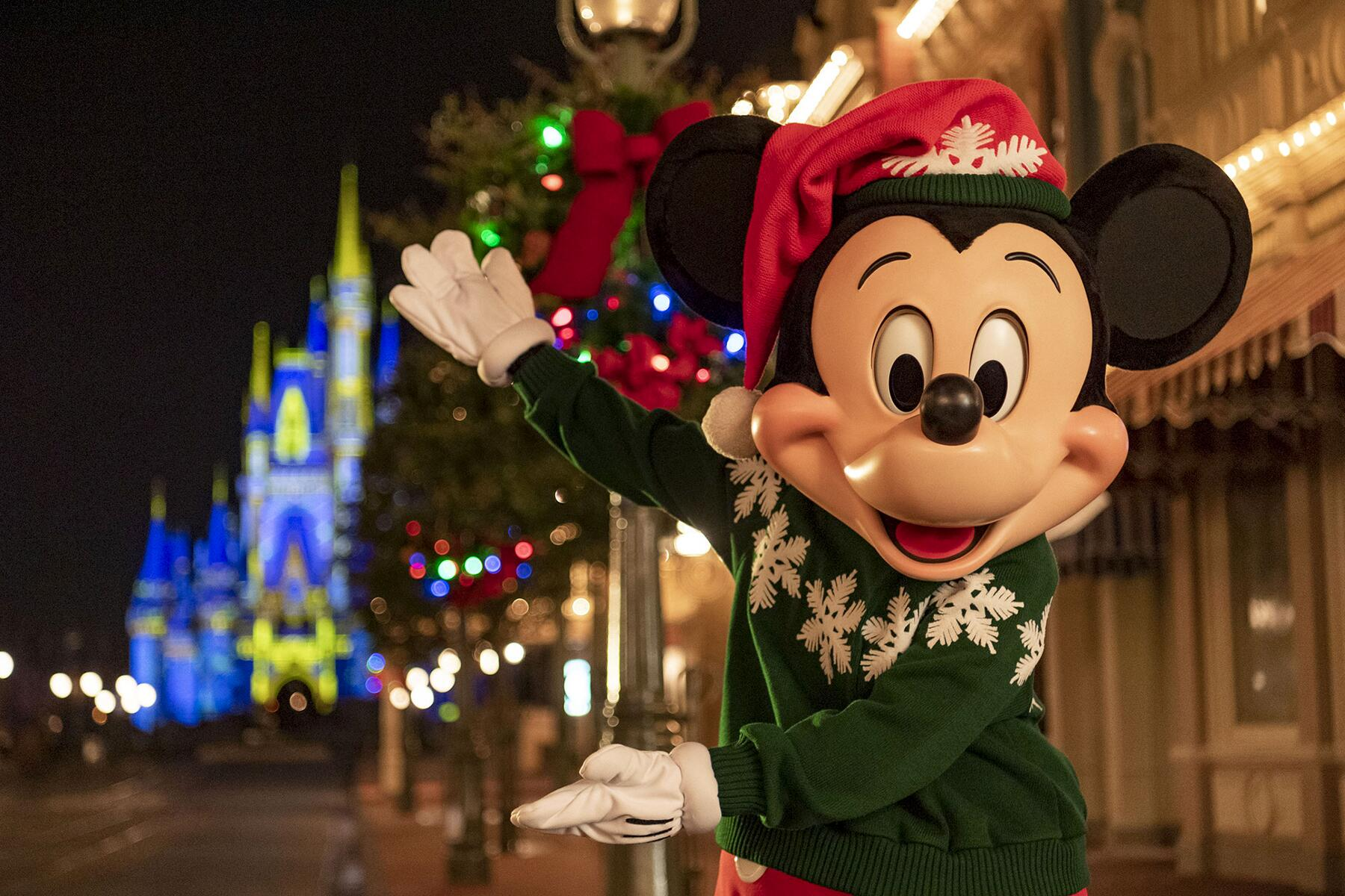 What Christmas Will Look Like At Disney World Due To Covid