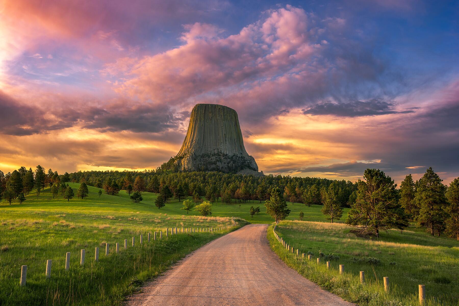 The Mythological Origins of 9 Natural Wonders