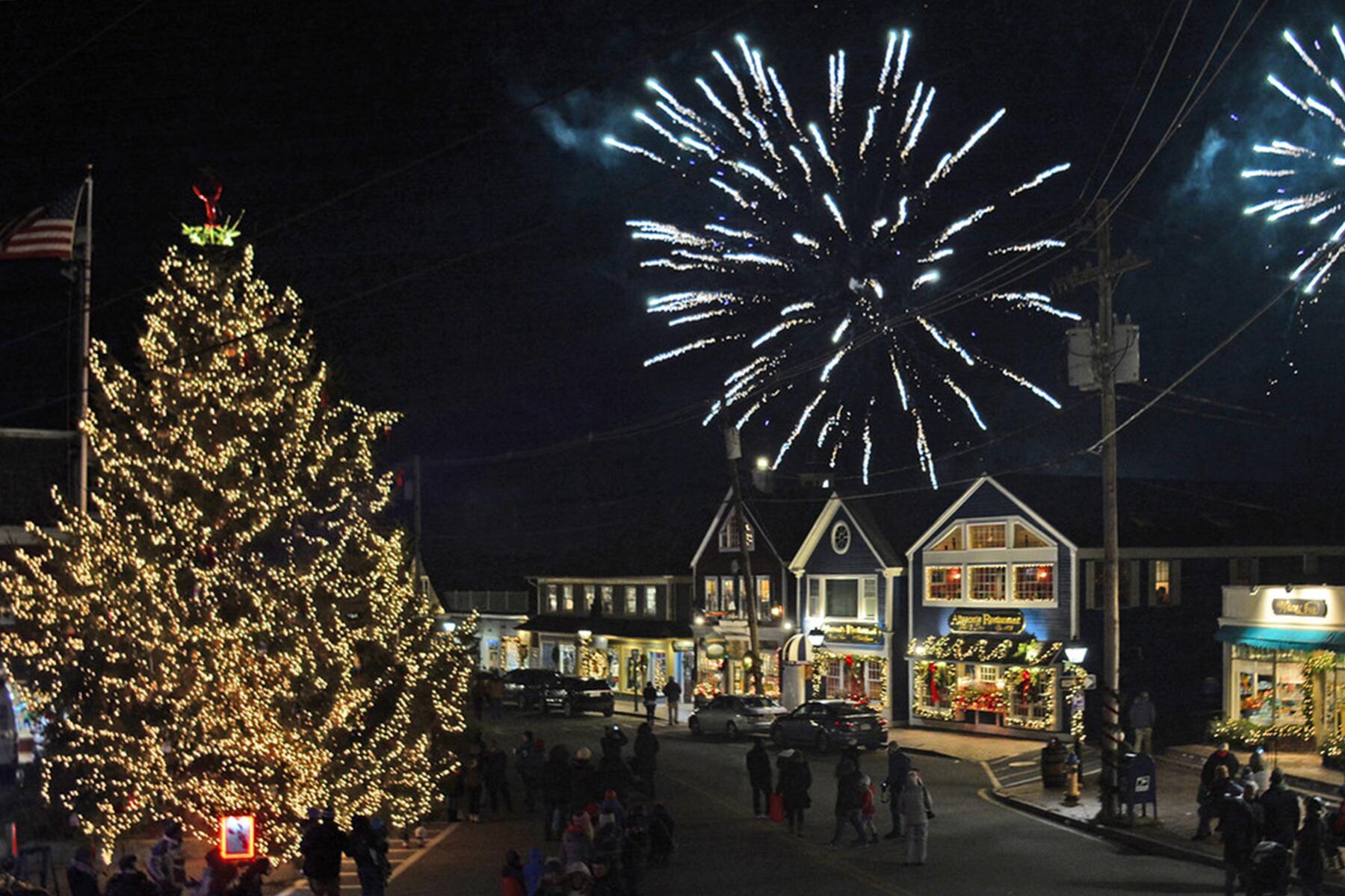 The Quaintest Christmas Villages Across the U.S.