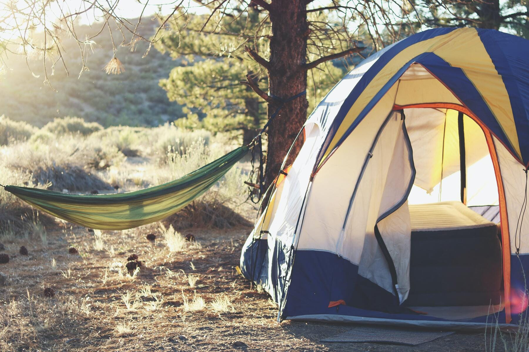 Here's a Simple Trick to Get a Free Campsite