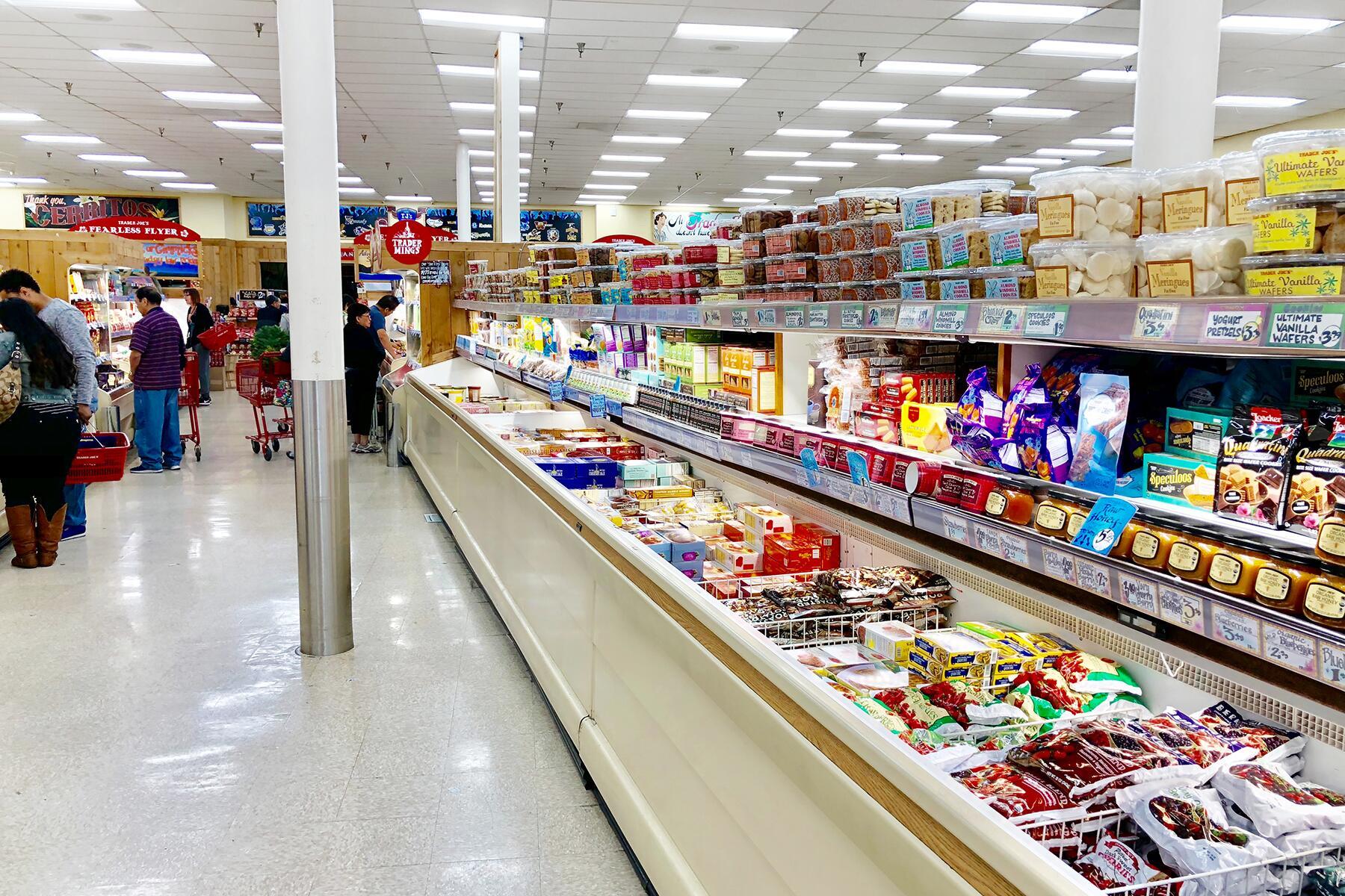 Trader Joe's Frozen Foods, Ranked