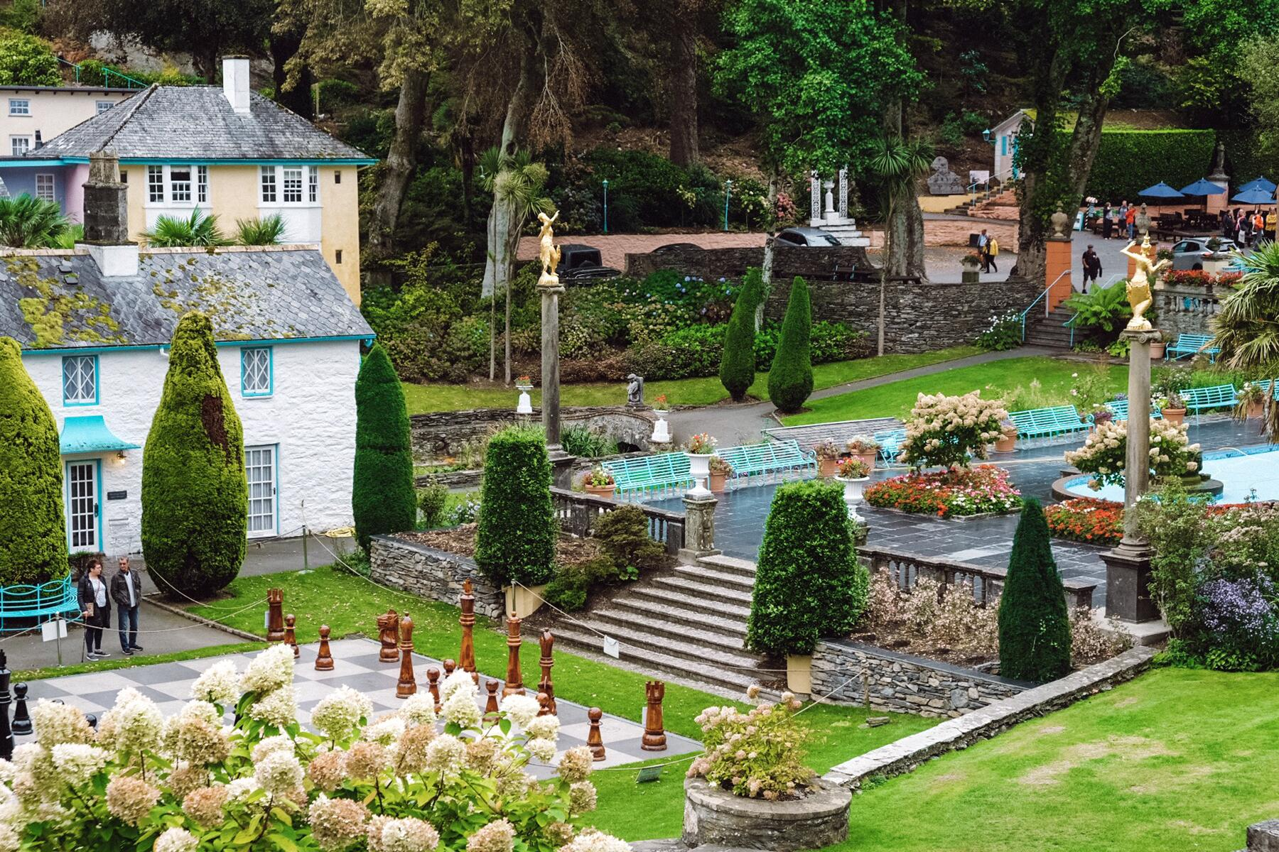 There's a Magical Italian Fairy Tale Village in…Where? Wait, Really?