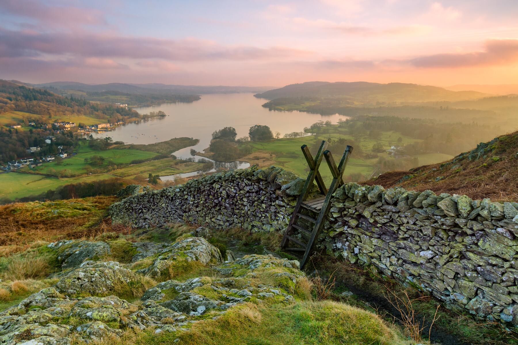 The Region That Inspired Some of England's Greatest Writers Was Also an Early Tourist Attraction