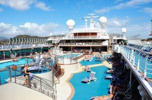 What's on Board the Cruise Ship